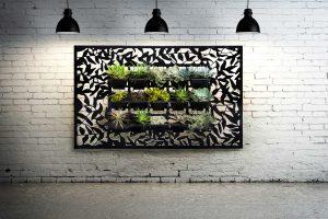Kleencut 1003 Wall Mockup