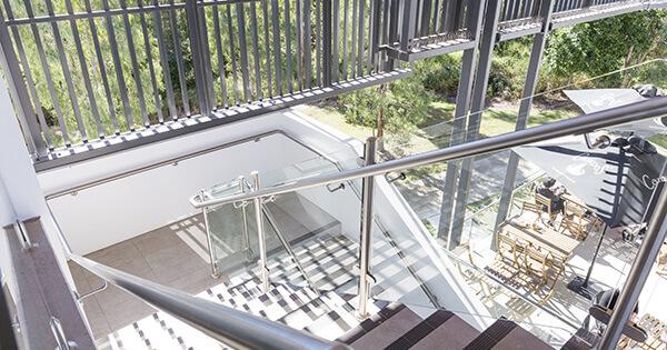 Metal & Glass Balustrading